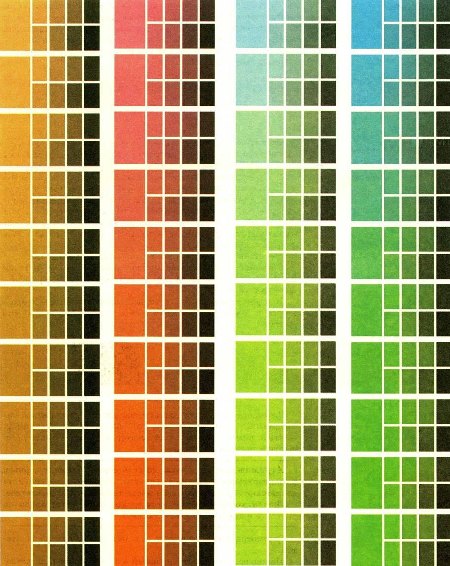 Основные цвета в палитре гель лаков - 5d4b