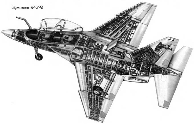 3* На опытном самолете Як-130