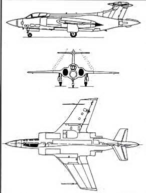 Самолет схема складывания
