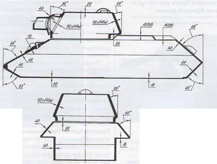 танка Т-34-76 обр. 1942 г.